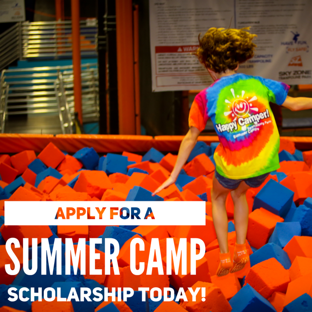 Camp Scholarships are Open