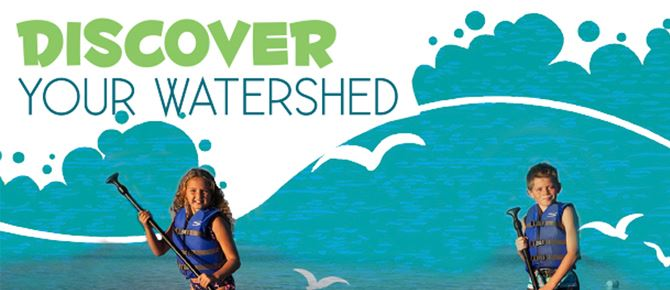 Discover Your Watershed logo