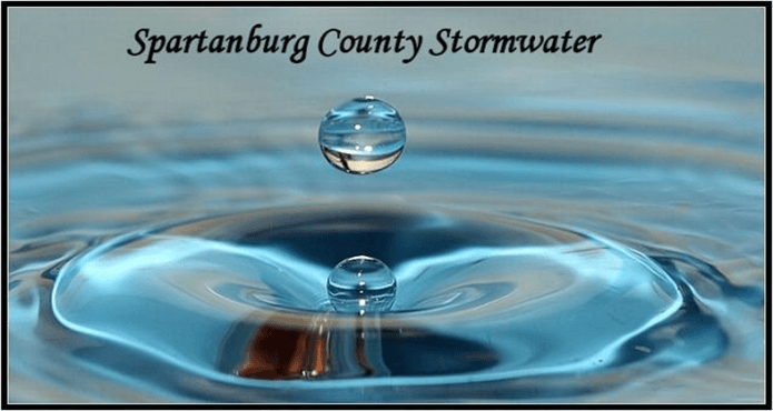 Spartanburg County Stormwater Drip