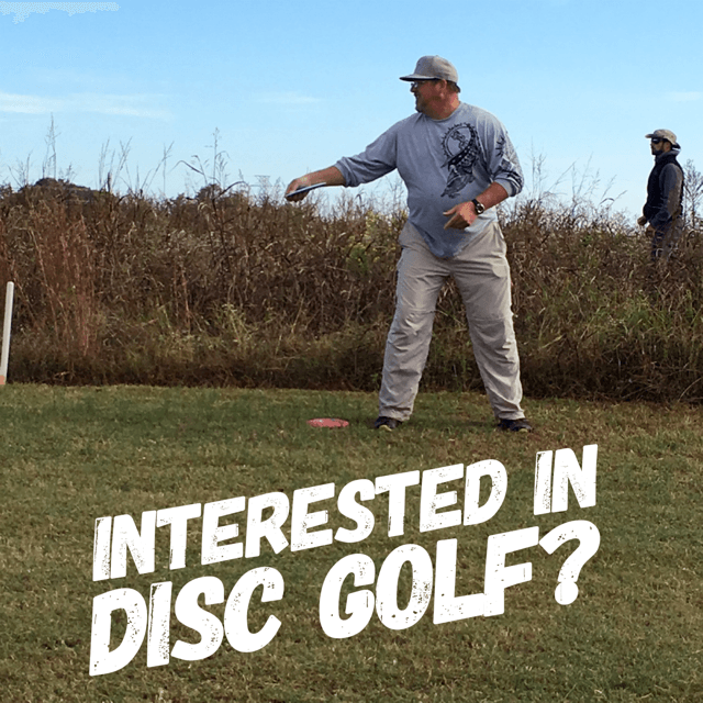 Disc Golf for website